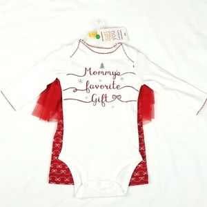 Carters Christmas Outfit Mommys Favorite Gift